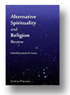 Cover of Alternative Spirituality and Religion Review