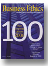 Cover of Business Ethics: The Magazine of Corporate Responsibility