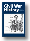 Cover of Civil War History