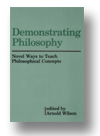 Cover of Demonstrating Philosophy