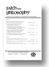 Cover of Faith and Philosophy