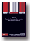Cover of History of Communism in Europe