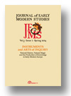 Cover of Journal of Early Modern Studies