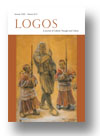 Cover of Logos: A Journal of Catholic Thought and Culture