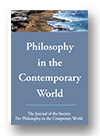 Cover of Philosophy in the Contemporary World