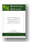 Cover of Quaestiones Disputatae