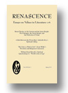 Cover of Renascence