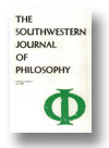 Cover of Southwestern Journal of Philosophy