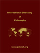 International Directory of Philosophy